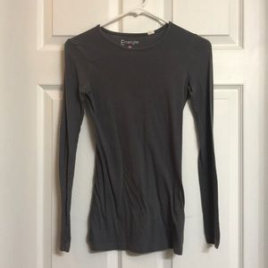 Energie Gray Shirt, Juniors Small